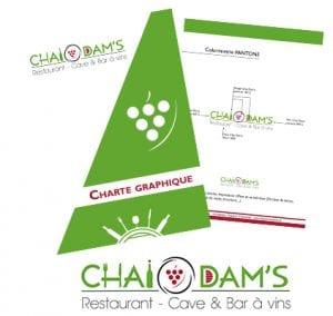 logo et charte graphique restaurant