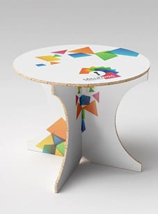 table_carton_mobilier
