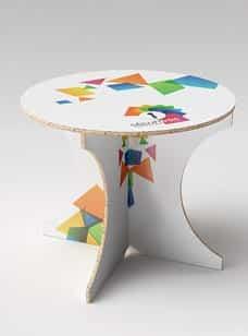 table_carton_mobilier